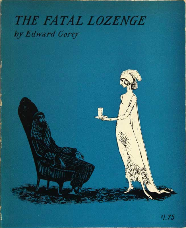 The Fatal Lozenge by Edward                     Gorey
