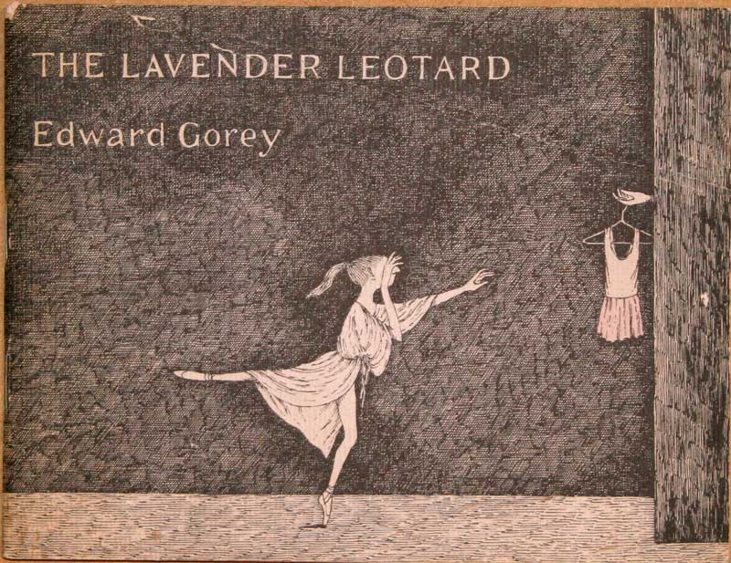 Edward Gorey - The Lavender                     Leotard